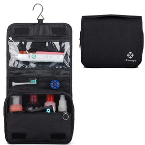 Narwey 5013 Hanging Travel Toiletry Bag Cosmetic Make up Organizer for Women and Girls Waterproof
