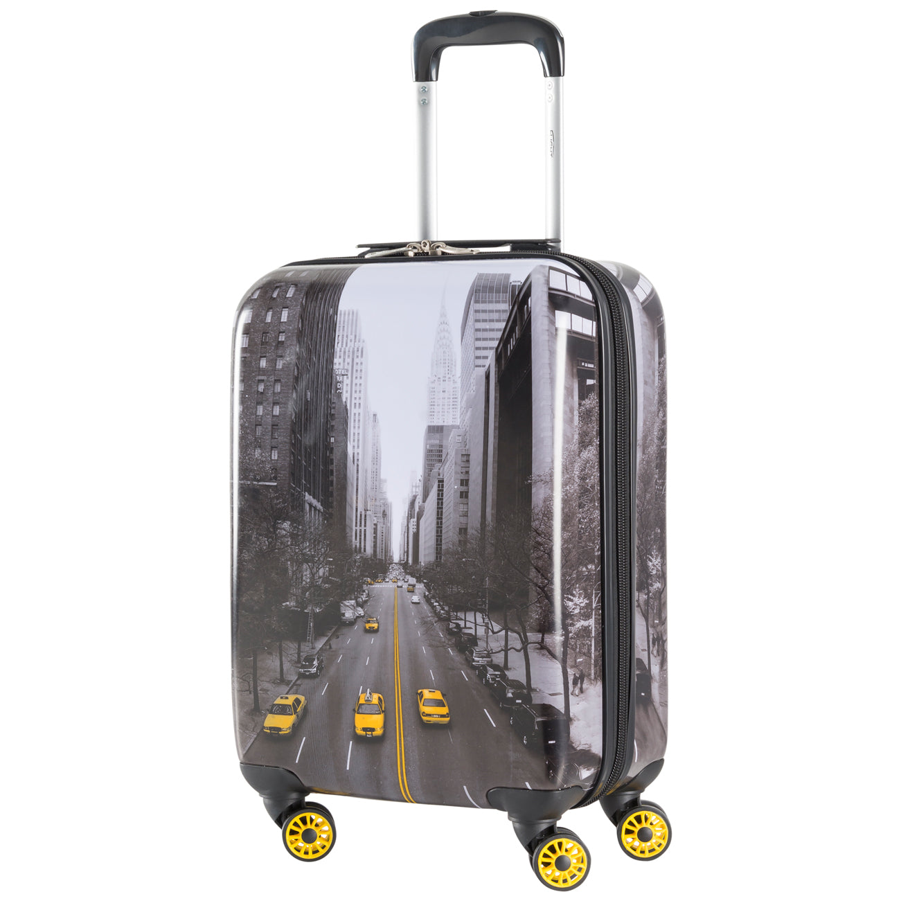 CLAUDIN Cabin Suitcases & Hold Luggage