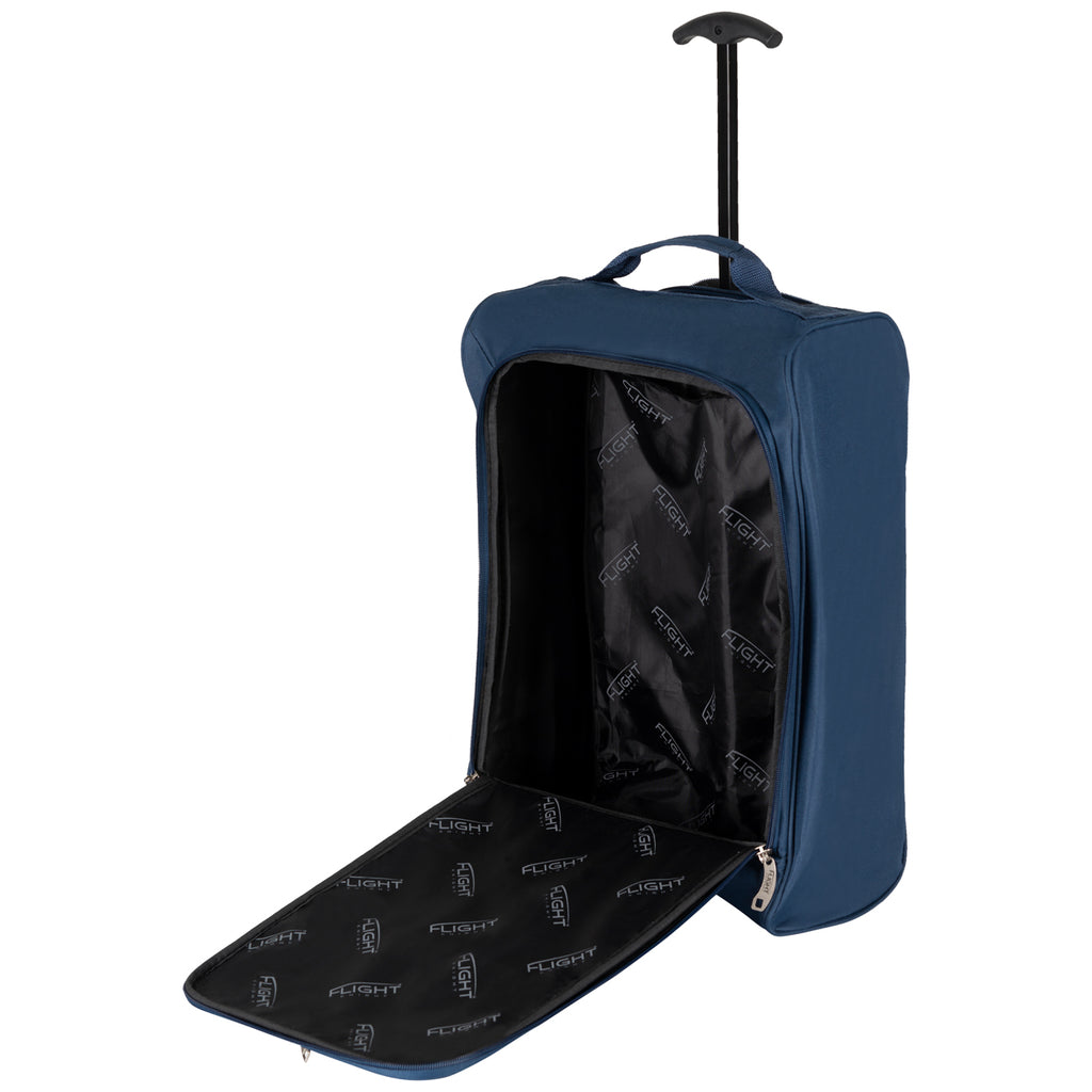 cabin - 21.5'' x 2 + holdall x 2|navy