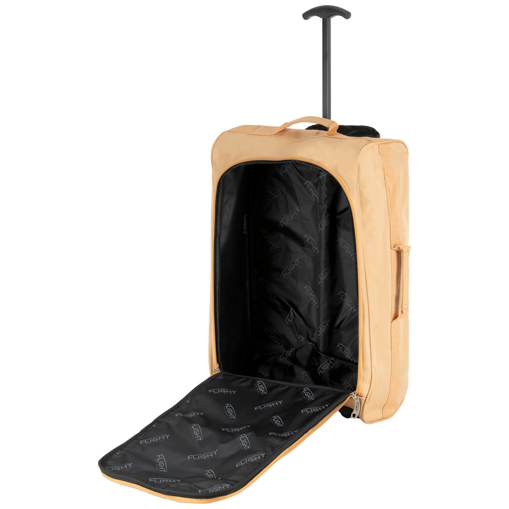 cabin - 21.5'' x 2 + holdall x 2|rosegold