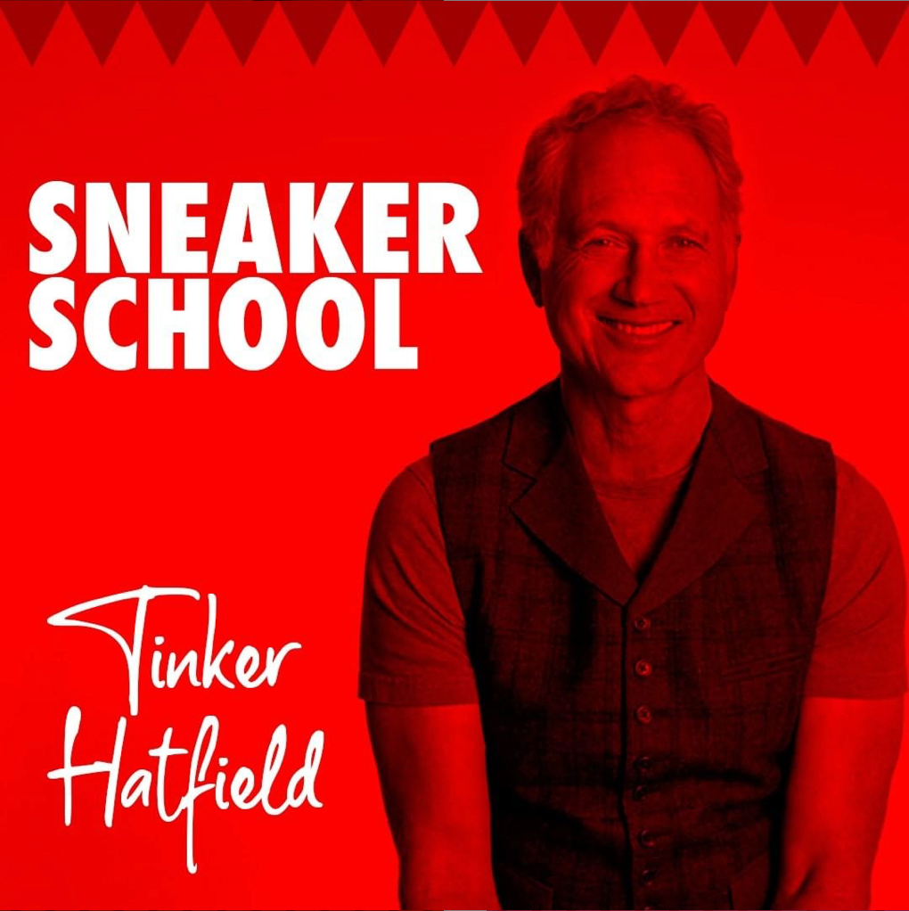 Sneaker School - Tinker Hatfield