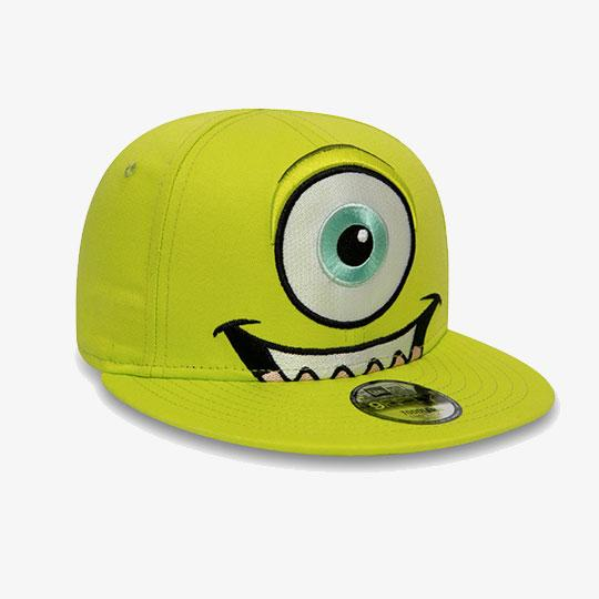 ACCESSORI - KIDS MONSTER INC HEAD 9FIFTY