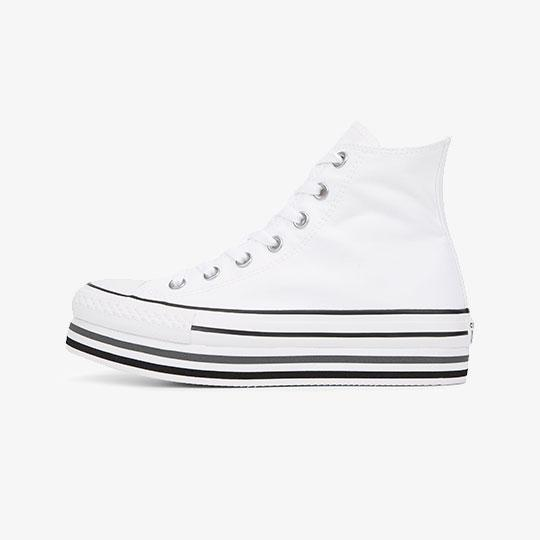CALZATURE - CHUCK TAYLOR ALL STAR EVA LIFT