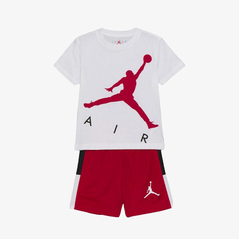 ABBIGLIAMENTO - JUMPING BIG AIR T-SHIRT & SHORT