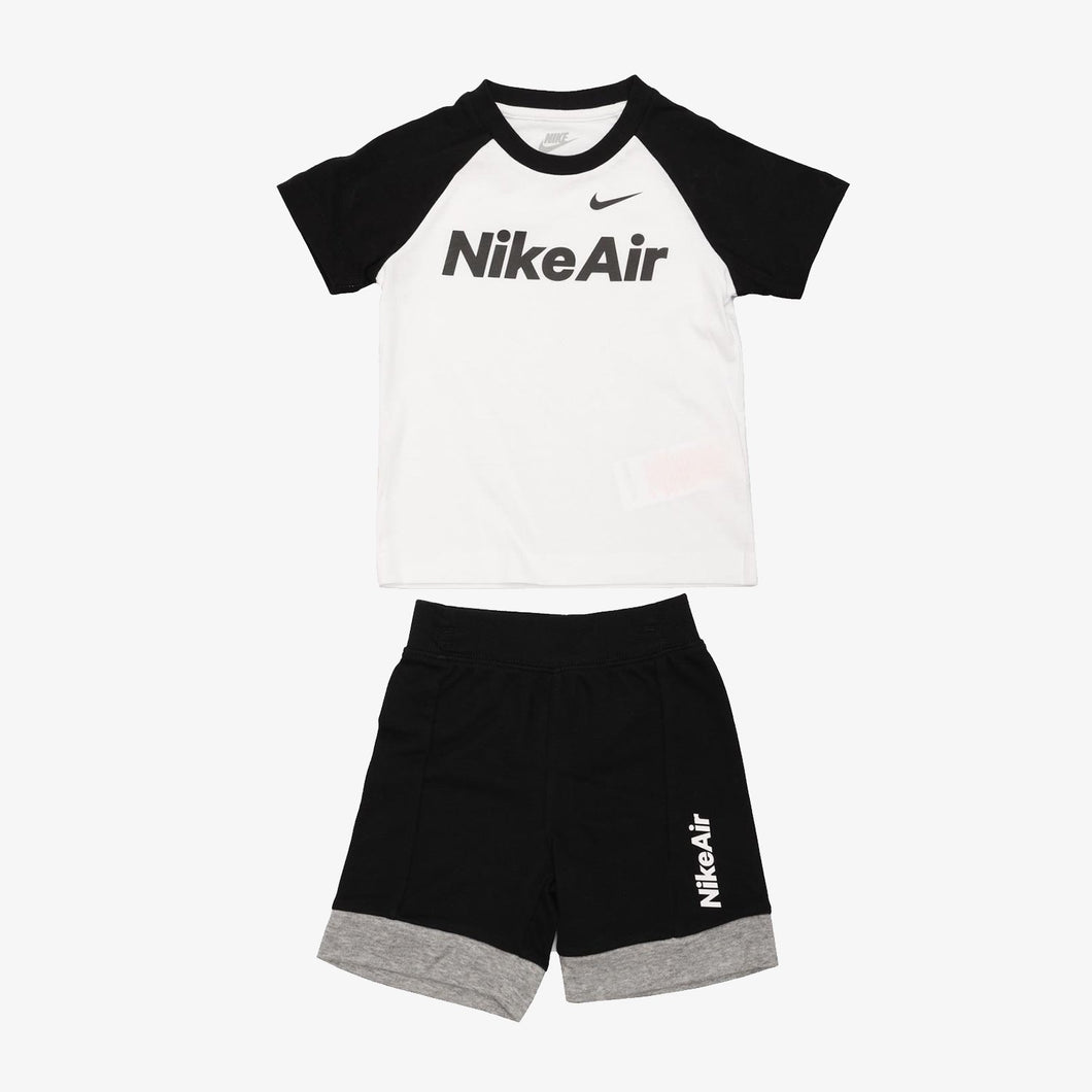 ABBIGLIAMENTO - AIR FRENCH TERRY SHORT SET
