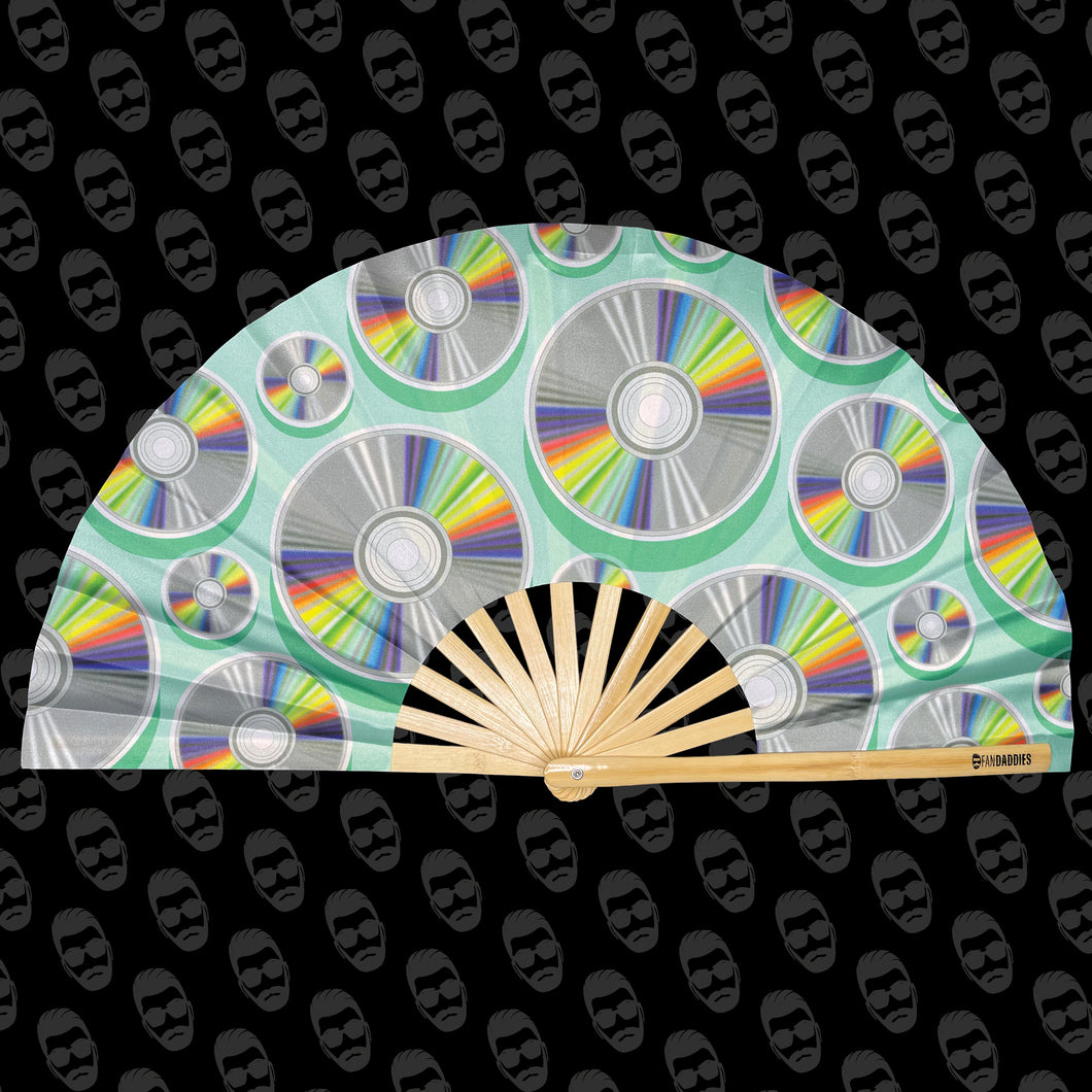 Compact Discs (CDs) UV Fan