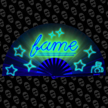 Load image into Gallery viewer, Neon Fame UV Fan