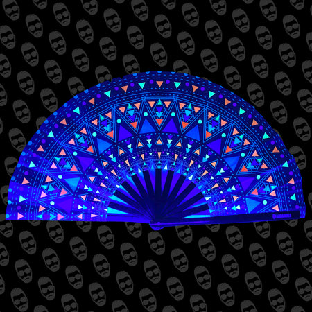 Festival Vibes UV Fan