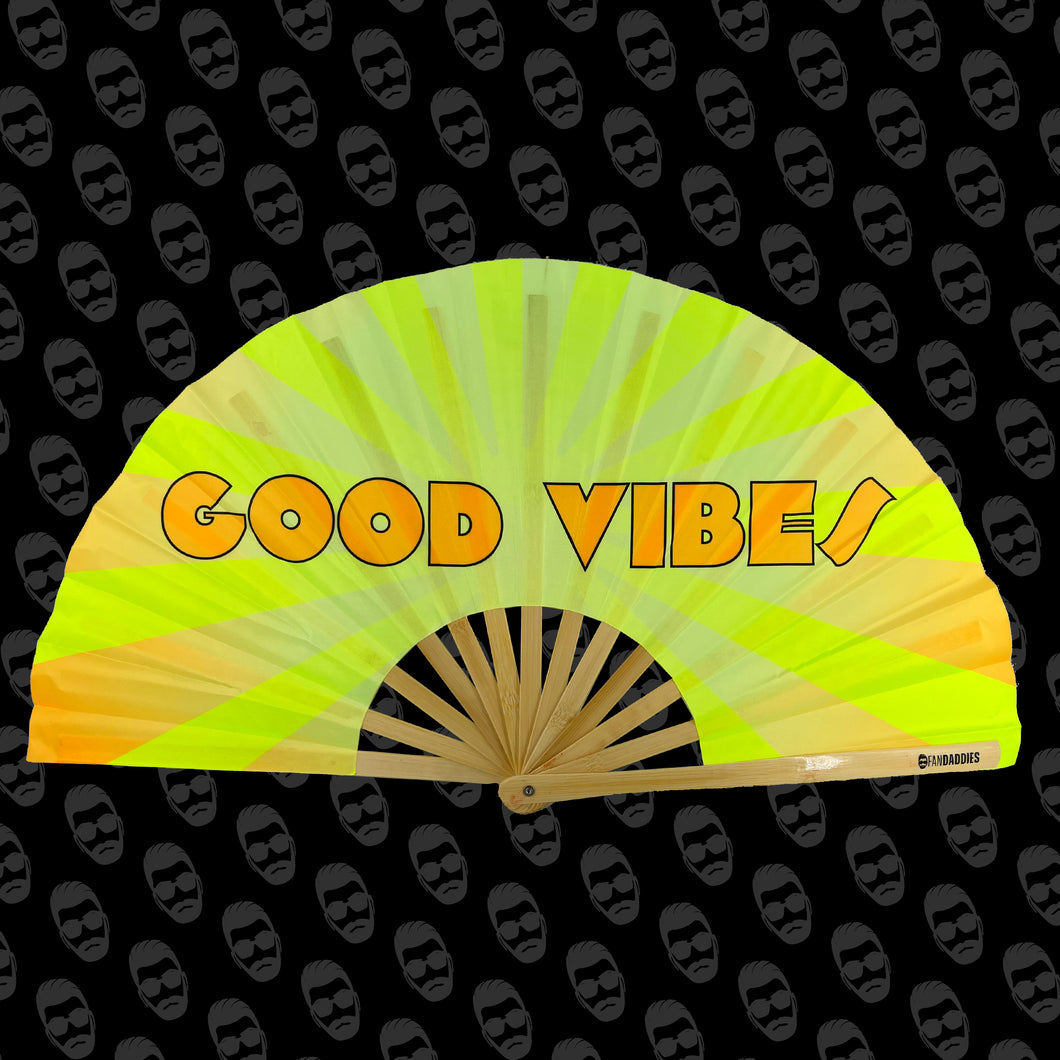 Good Vibes UV Fan