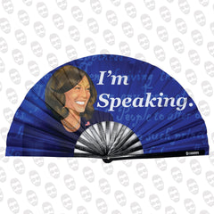 I'm Speaking (Kamala Harris) Fan