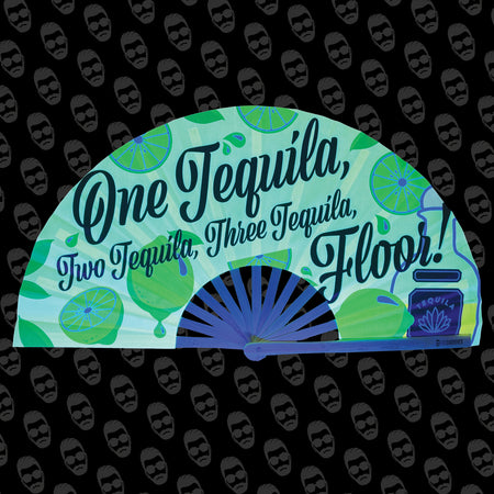 Tequila Lime UV Fan