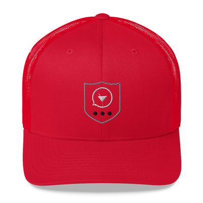 On Guard Trucker Cap - socialmix®Official Site