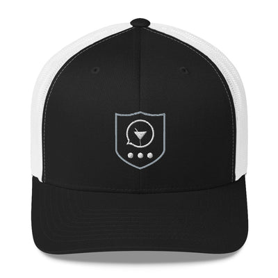 Shield Me Trucker Cap - socialmix®Official Site