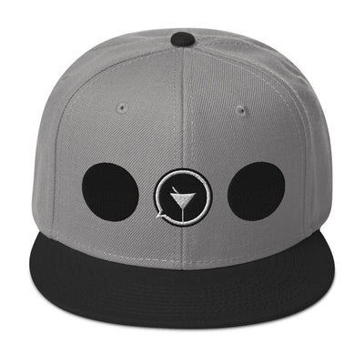 Ellipsis Snapback Hat - socialmix®Official Site