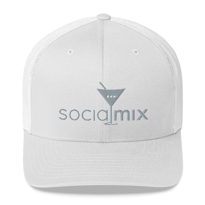 Pure Trucker Cap - socialmix®Official Site