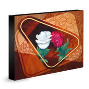 AGAPE LOVE - ROSES - Limited Edition Giclee Print