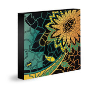 FUNKY SUNFLOWER - Limited Edition Giclee Print