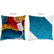 Music Pillow - Microphone, El Cantante