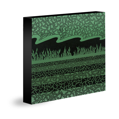 THE GRASS IS GREENER - Limited Edition Giclee Print