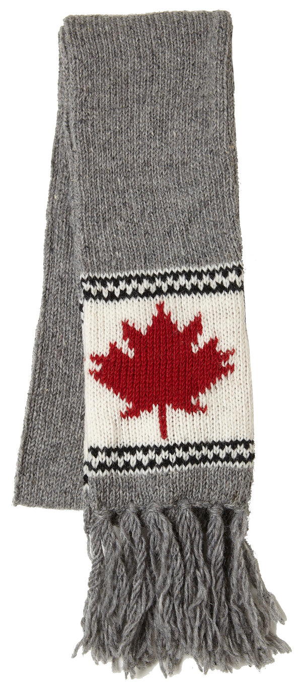 Canadian Wool Scarf