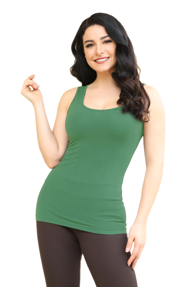Regular Bamboo Tank Top