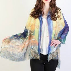 Oil Painting Scarves
