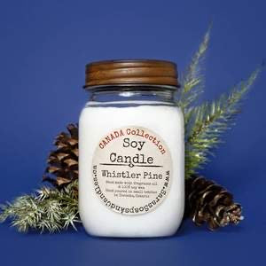 Whistler Pine Soy Candle