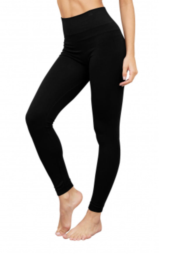 High Band Fleece Leggings