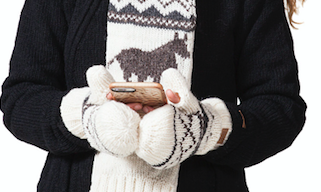 Montana Texting Mitts
