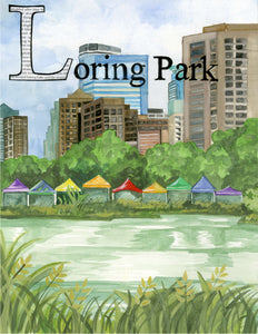 L is for Loring Park