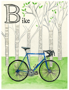 B is for Bike