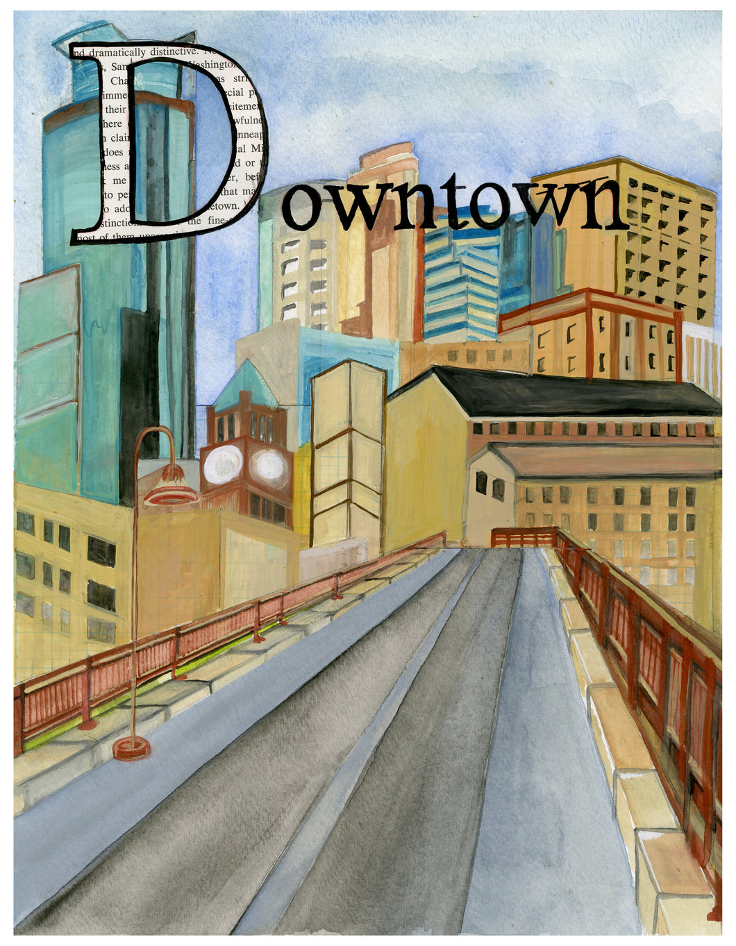 D is for Downtown