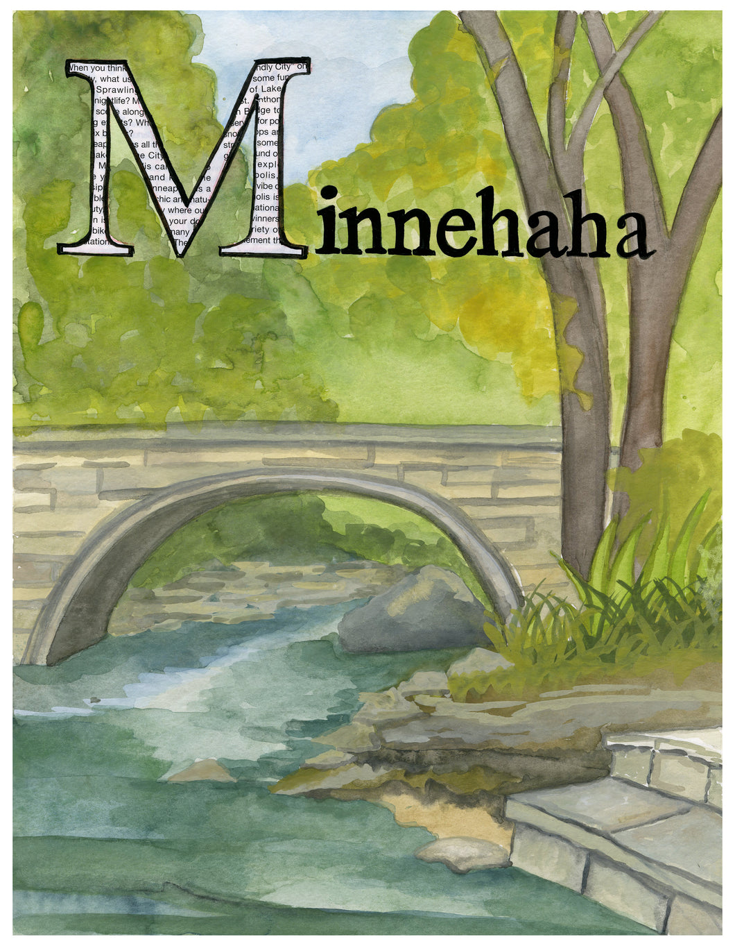 M is for Minnehaha