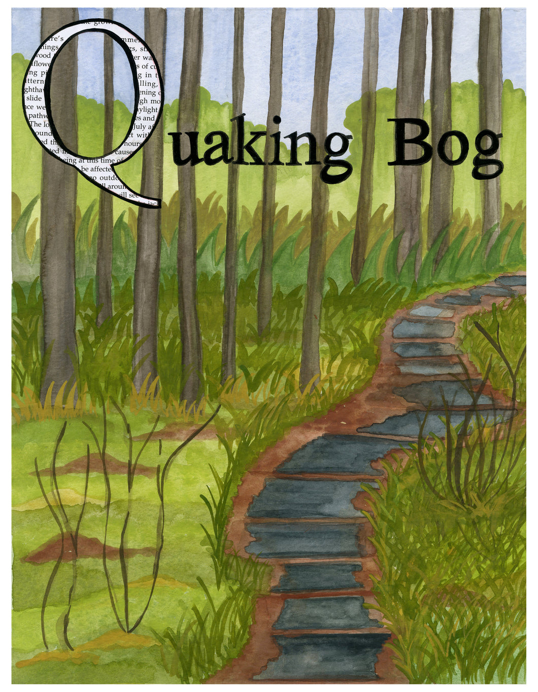 Q is for Quaking Bog