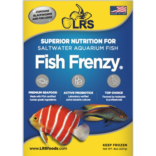 LRS Fish Frenzy, 8oz