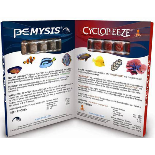 PE MYSIS Twin packs (Frozen)