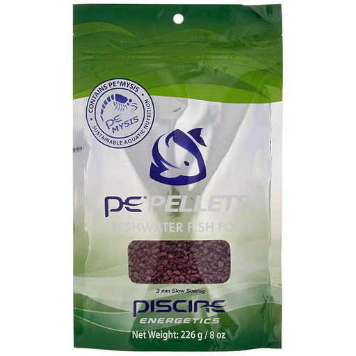 3mm 8oz (226g) Freshwater PE Pellets