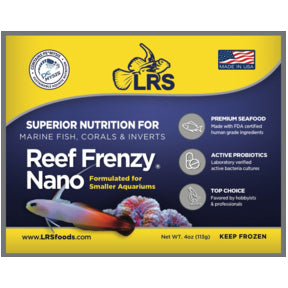 LRS Reef Frenzy NANO, 4oz
