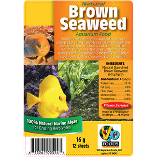 V2O Brown Seaweed 16g