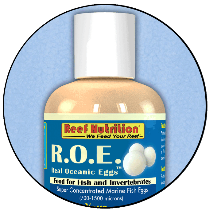 R.O.E.-Real Oceanic Eggs, 16 oz bottle