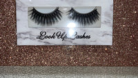 Big and bold lashes