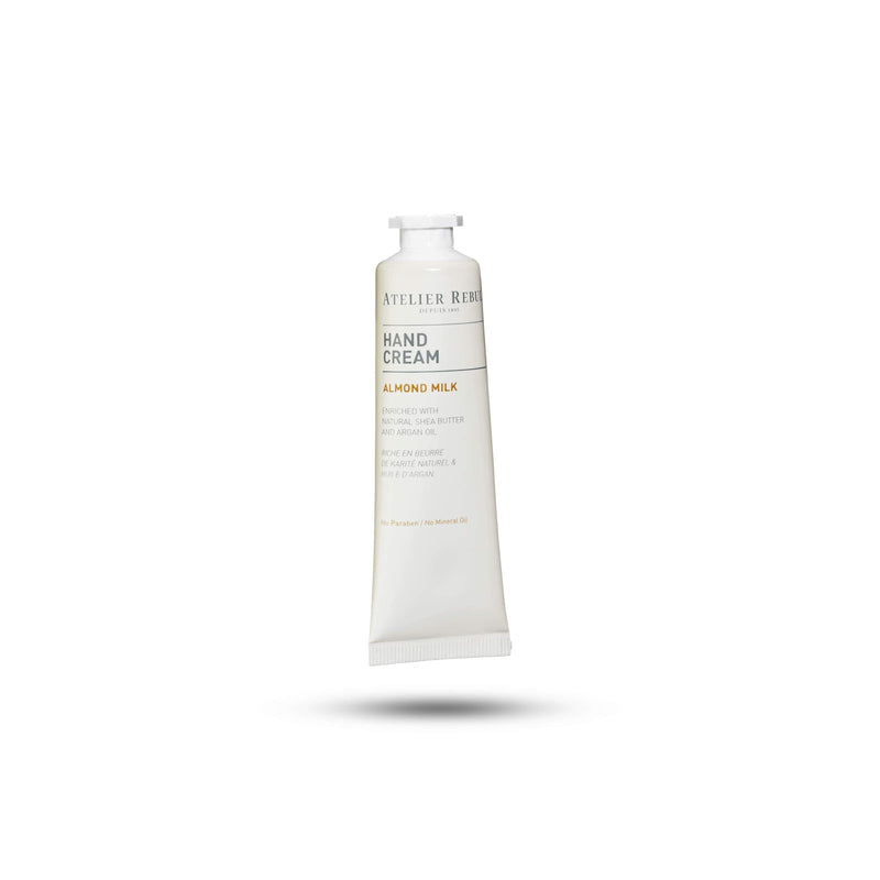 Hand Cream Almond Milk 30ml | Atelier Rebul Webshop