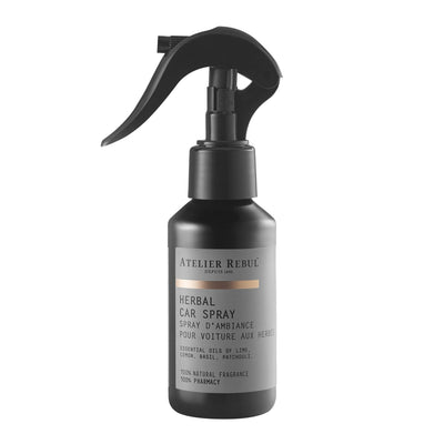 Herbal Car Spray 100ml - Atelier Rebul