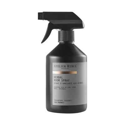 Herbal Room Spray 500ml - Atelier Rebul
