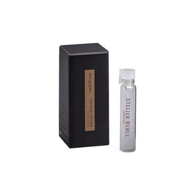 Incense Vetiver Cologne Absolue Sample 2ml - Atelier Rebul