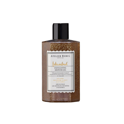 Istanbul Shower Gel with Scrub 250ml - Atelier Rebul