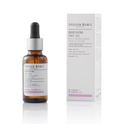 Nourishing Face Oil 30ml - Atelier Rebul