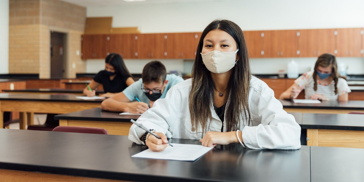 Air purification solutions for schools and academies