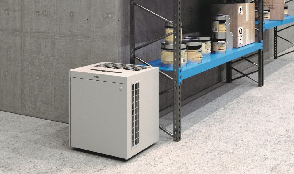 IDEAL AP140 PRO Commercial Air Purifier Warehouse - Aerify