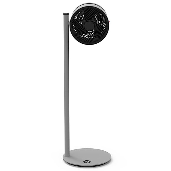 Boneco F235 Pedestal Air Shower Fan With Bluetooth Front - Aerify